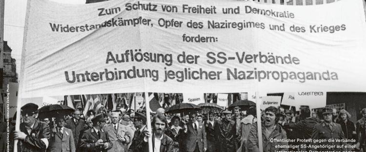 Vorschaubild: Die SS in der Bundesrepublik