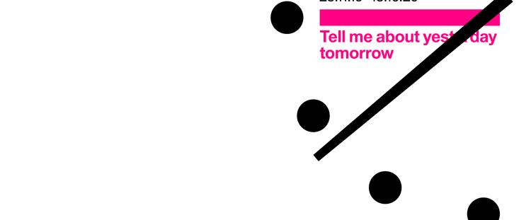 Vorschaubild: <p>Tell me about <strike>yesterday</strike> tomorrow</p>